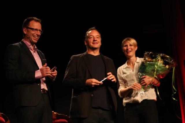 Beat Glogger im Gespräch mit René Ruis (Fotograf) und Sibylle Kanalz (Layout)